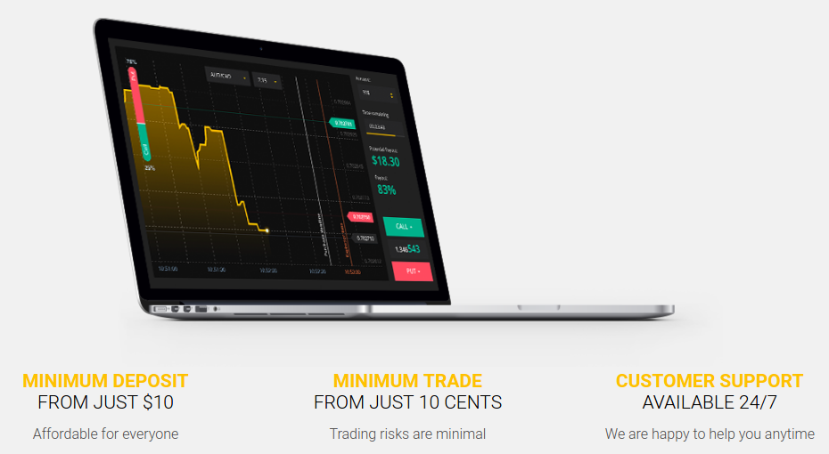 binary cent platform