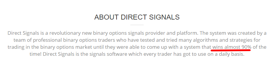 direct signals review