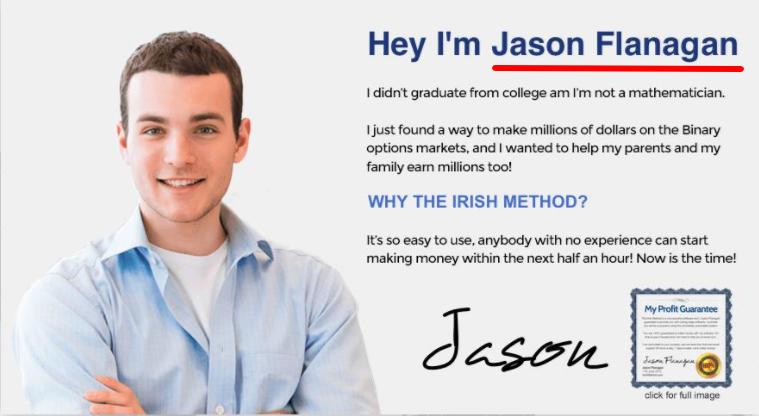 irish method