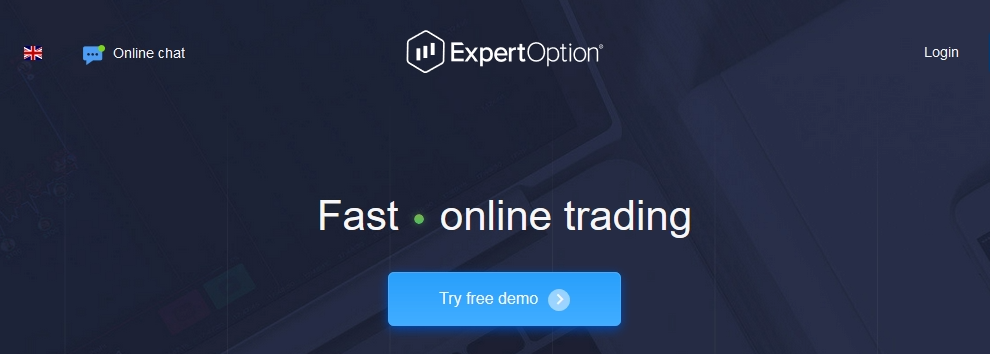 expert option demo