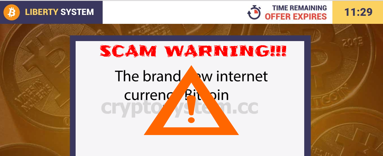 Liberty System Review: The Liberty BTC System Scam Exposed!! - itisREVIEWED.com