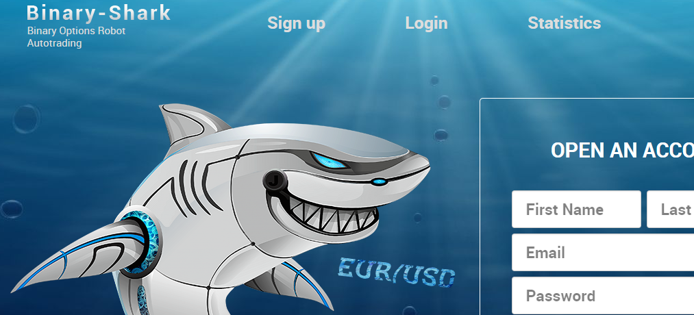 Binary Shark Review: Trusted Binary Options AutoTrading Robot! - itisREVIEWED.com