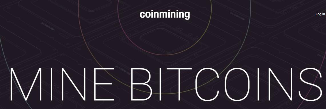 CoinMining Bitcoin Cloud mining