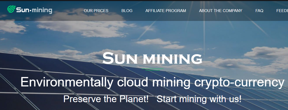 Sun Mining review