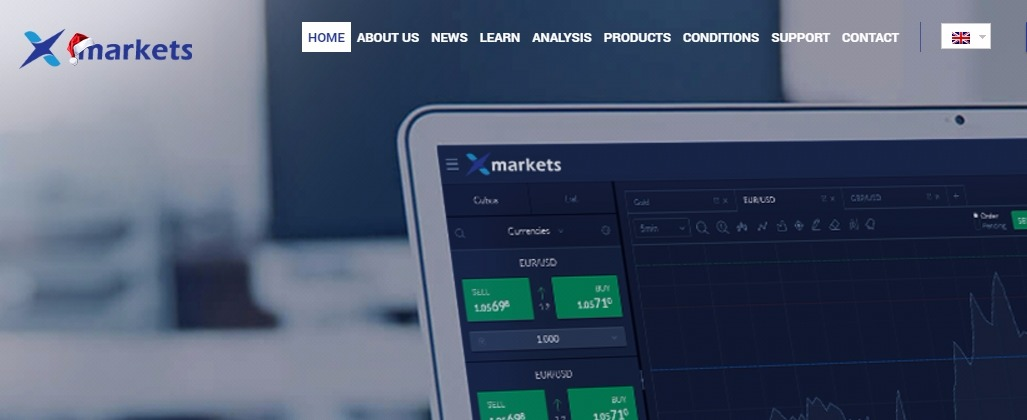 Broker Xmarkets