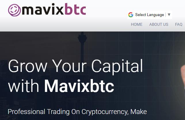 Mavixbtc review