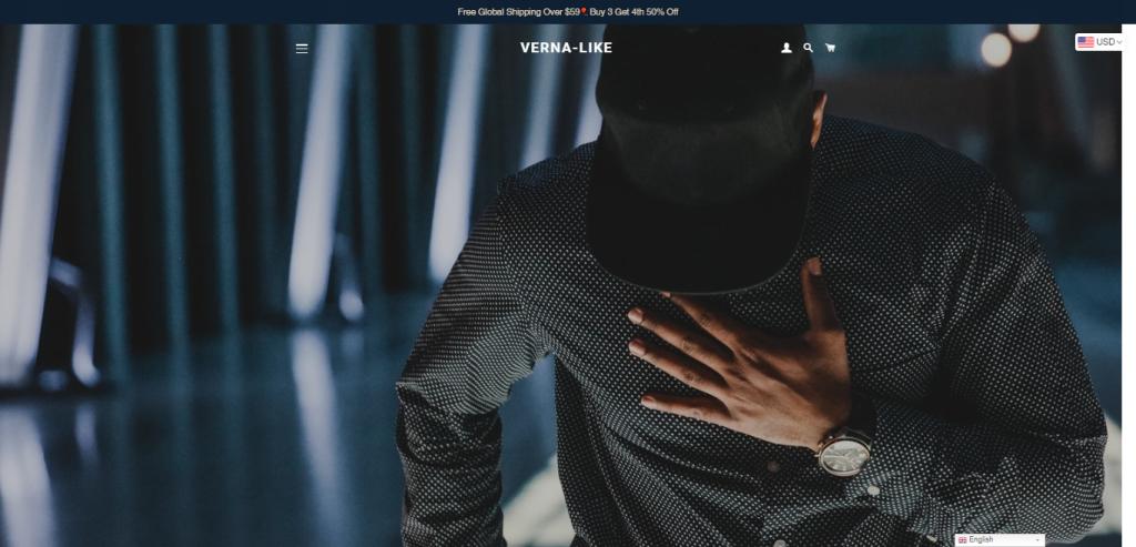 Vernalike Online Store image
