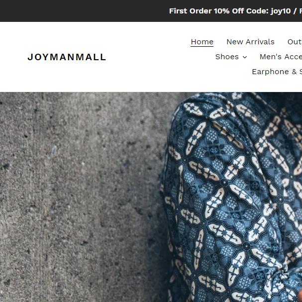 Joymanmall Online Store
