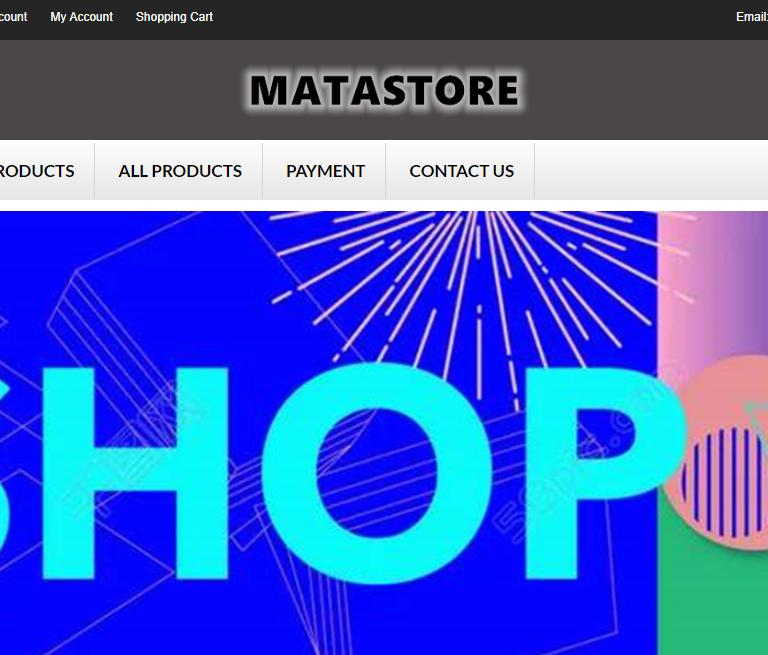 Matastore Online Store