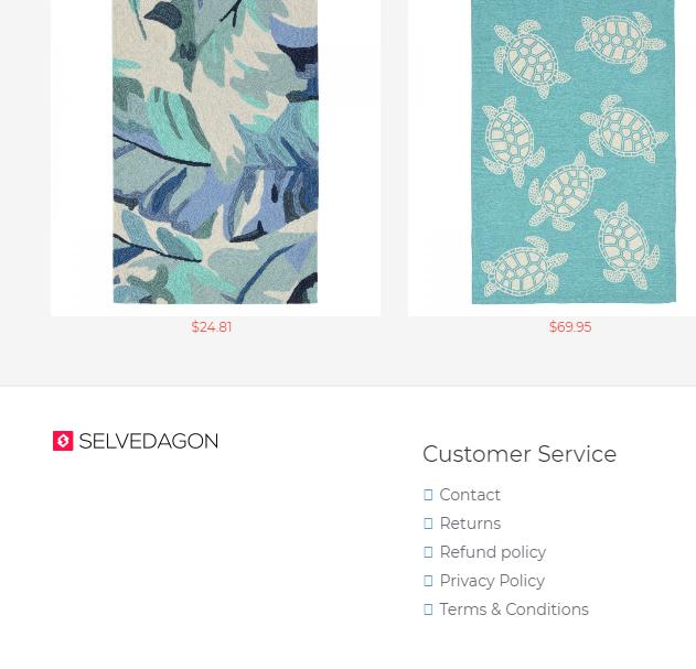 Selvedago Online Store