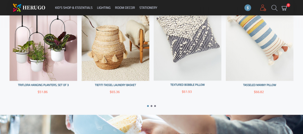 Herugo Homepage