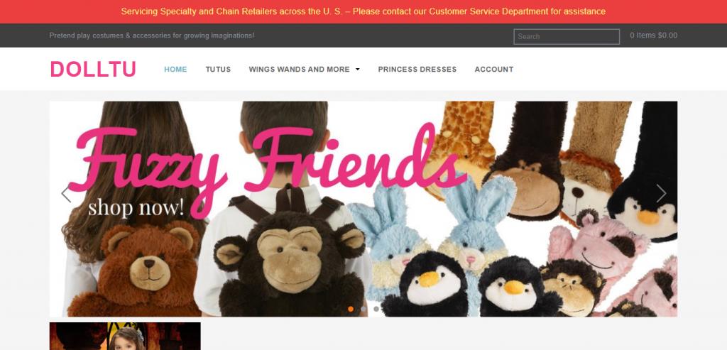 Dolltu Homepage