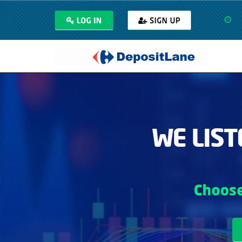 Depositlane