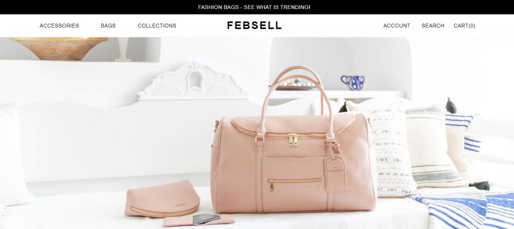 Febsell Homepage