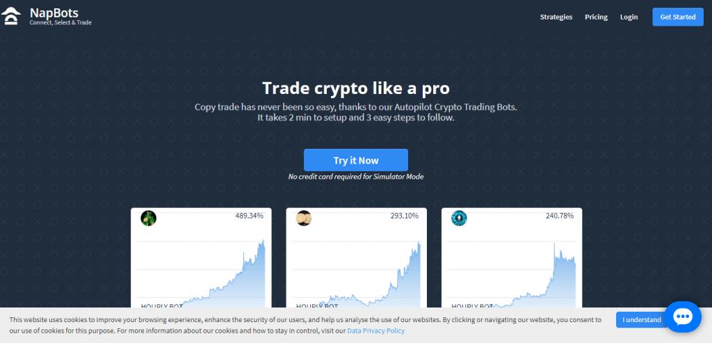 Napbots Homepage