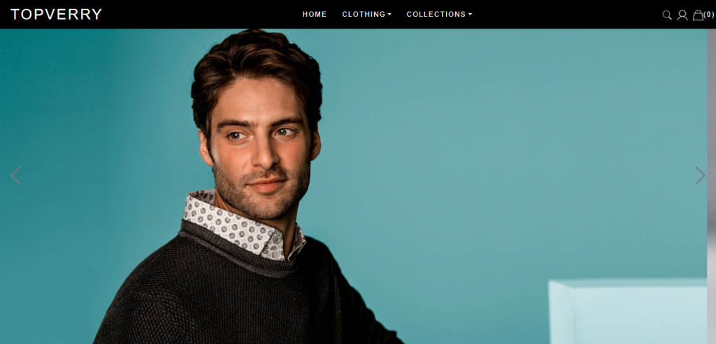 Topverry Homepage