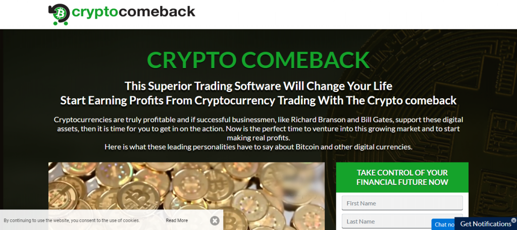 The-cryptocomeback Reviews
