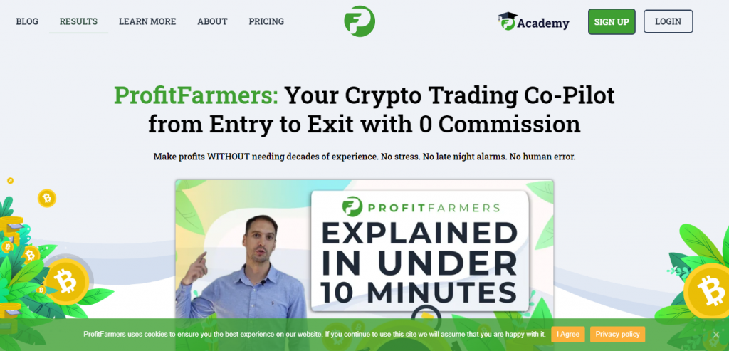 Profitfarmers reviews