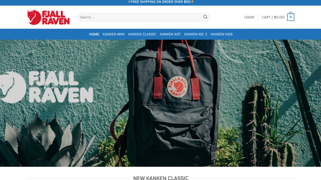 Kankenbuys.com Homepage