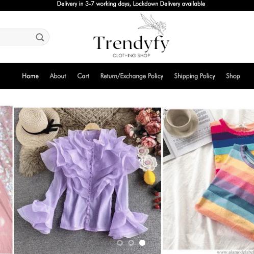 Trendyfy Online Reviews